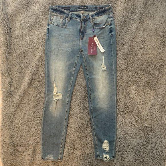 Vigoss Denim - Vigoss Jagger Skinny Jeans